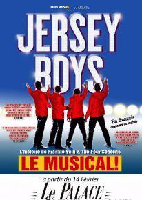 Jersey Boys - Le Palace