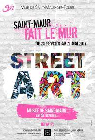 exposition street art saint maur fait le mur artistikrezo. Black Bedroom Furniture Sets. Home Design Ideas