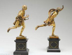 Exposition Corps en mouvement - La danse au musée - Musée du Louvre