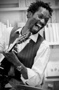 Pédro Kouyaté - Jazz blues et tradition - Institut du Monde Arabe