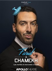 Farid Chamekh_Apollo Theatre