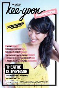 Kee Yoon Jaune Bonbon - Théâtre du Gymnase - Studio Marie Bell