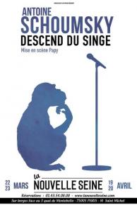 singe la nouvelle seine
