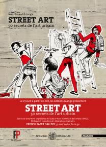 Lancement Du Livre Street Art 50 Secrets Du Street Art A Decouvrir