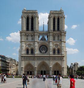 Notre-Dame de Paris 2792x2911