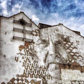 Vhils Lisbonne