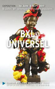 poster bxl universel paris