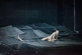 the great tamer by dimitris papaioannou photograph by julian mommert jcm 7260