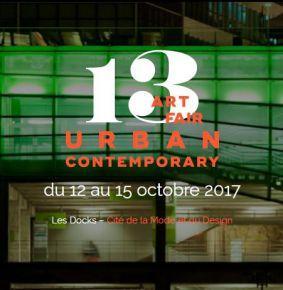 13 Art Fair 2017 - Art Urbain - Au Docks Cité de la Mode et du Design