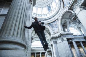 Carte Blanche à Yoann Bourgeois - Monuments en mouvement - Panthéon