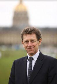 Pierre Buhler nouveau président de lInstitut Français