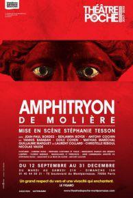 Amphitryon théâtre de poche montparnasse