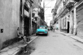 Cuba Exposition photographique de Maurice Renoma - Galerie Artphotoby Sophie Leiser