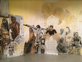Exposition The Canyon 1999-2017 - SWOON - CAC Cincinnati 3