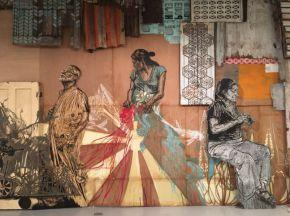Exposition The Canyon  1999-2017 - SWOON - CAC Cincinnati 5