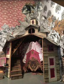 Exposition The Canyon 1999-2017 - SWOON - CAC Cincinnati 7