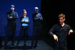 LInversion de la courbe - Théâtre de Belleville 2