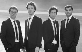 Quatuor Van Kuijk - nov - Auditorium du louvre