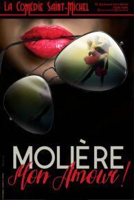 moliere-mon amour - comédie saint michel