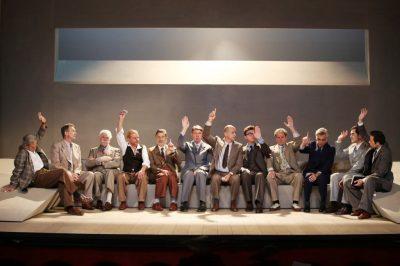 12 hommes en colere spectacle theatre charles tordjman theatre hebertot artistik rezo paris