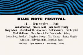 BLUE NOTE FESTIVAL Moses Boyd Rohey en concert au Flow - Jazz 2