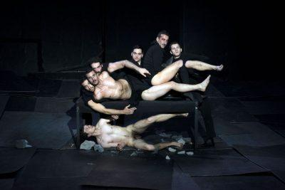 Dimitris Papaioannou The Great Tamer Théâtre danse artistik rezo paris