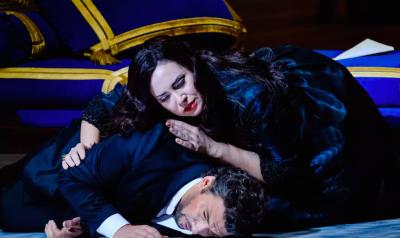 don carlos opera bastille musique artistik rezo paris
