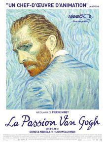 La Passion Van Gogh - film danimation de Dorota Kobiela Hugh Welchman