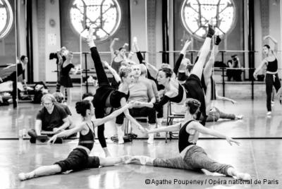 opera paris danse spectacle Balanchine Teshigawara Bausch artistik rezo