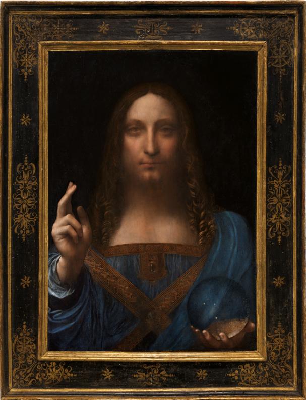 Nouveau Record De Vente Pour Leonard De Vinci Artistikrezo