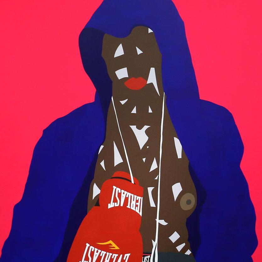 fenx ring my belle marrackech jardin rouge montresso artistik rezo street art paris