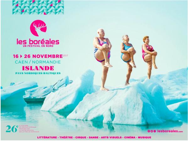 festival les boreales centre regional des lettres caen artistik rezo paris