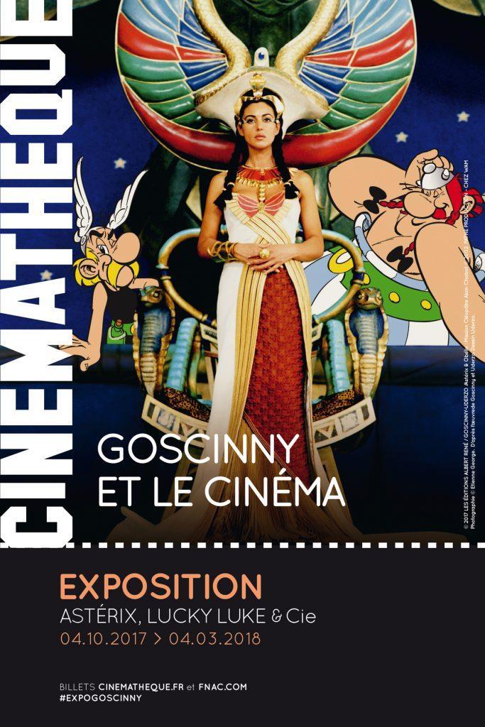 goscinny cinémathèque cinéma bd artistik rezo paris