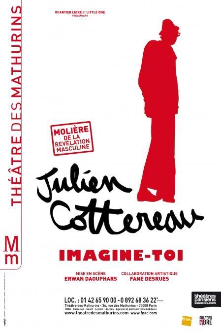 julien cotetreau imagine toi theatre des mathurins artistik rezo paris
