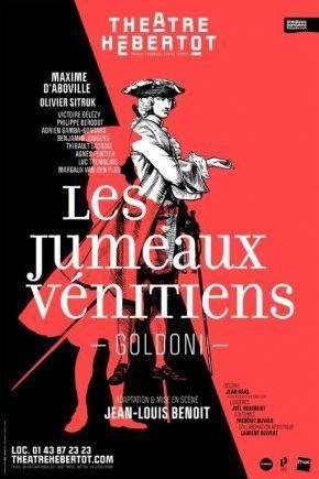 jumeaux vénitiens theatre hebertot artistik rezo paris