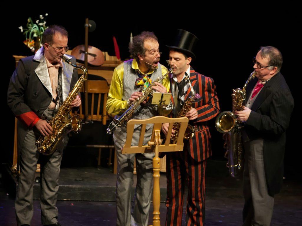 les desaxes de sax spectacle artistik rezo