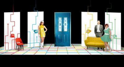 quadrille sacha guitry funambule montmartre theatre affiche artistik rezo paris