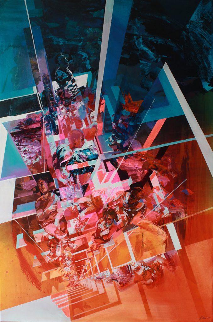 robert porch galerie openspace exposition art contemporain artistik rezo paris