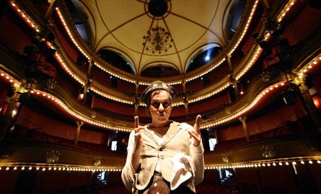 Julien-Cottereau-Imagine-toi © Théâtres Parisiens associés