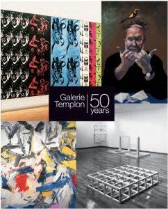 Galerie-Templon-50-ans-art-contemporain-Catherine-Grenier-Communic'art