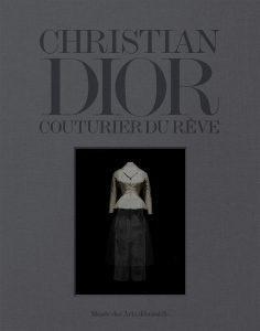 catalogue-exposition-Christian-Dior-Éditions-Arts-Décoratifs-couv