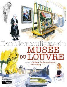 Dans-les-coulisses-du-musée-du-Louvre-Bérénice-Geoffroy-Schneiter-couv