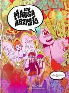 Manga-artistes-Taschen-Julius Wiedeman