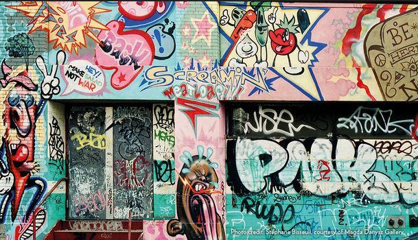 art from the streets artscience museum exposition singapour street art art urbain urban art artistik rezo paris