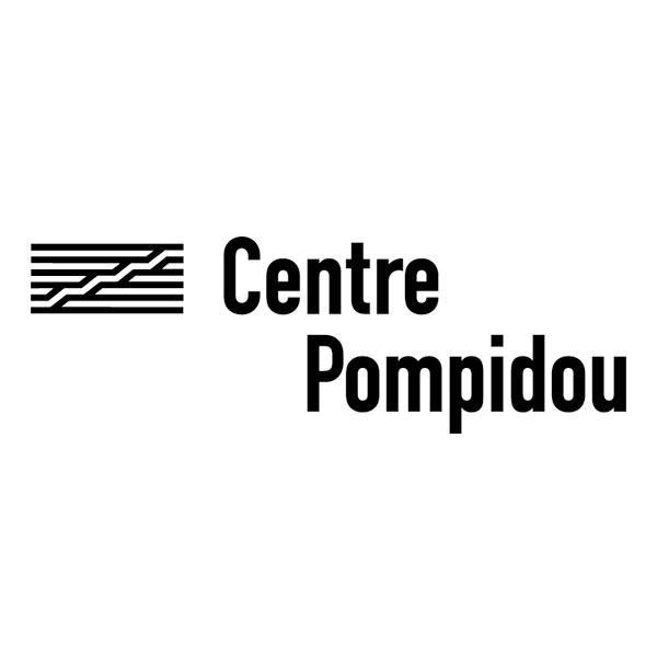logo centre pompidou artistik rezo paris