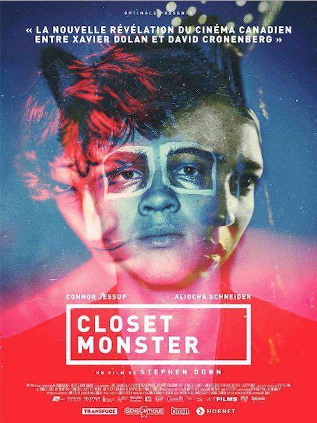 closet monster film sephen dun sortie ciné cinéma fillm artistik rezo paris