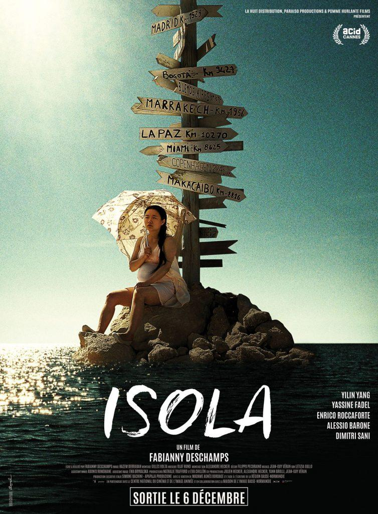 isola drame film cannes artistik rezo paris