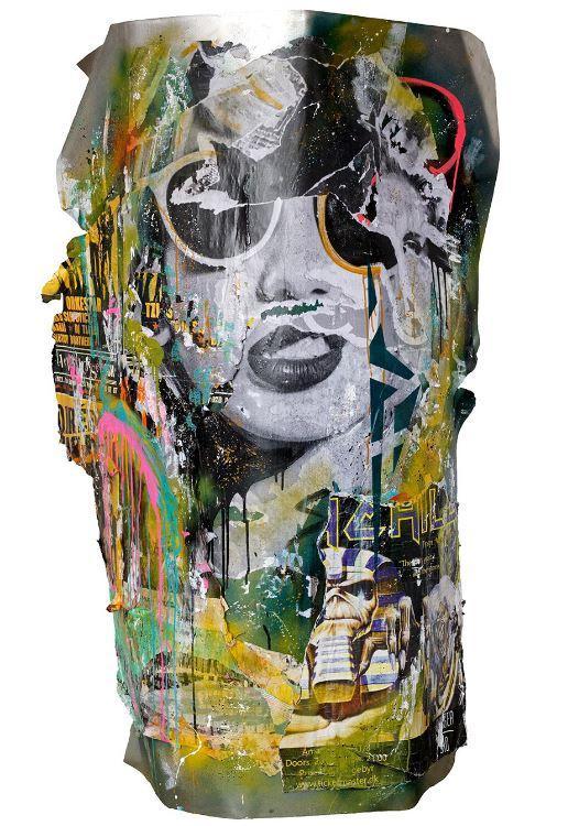 joachim romain art and craft galerie exposition solo show out of canvas street art art contemporain artistik rezo paris