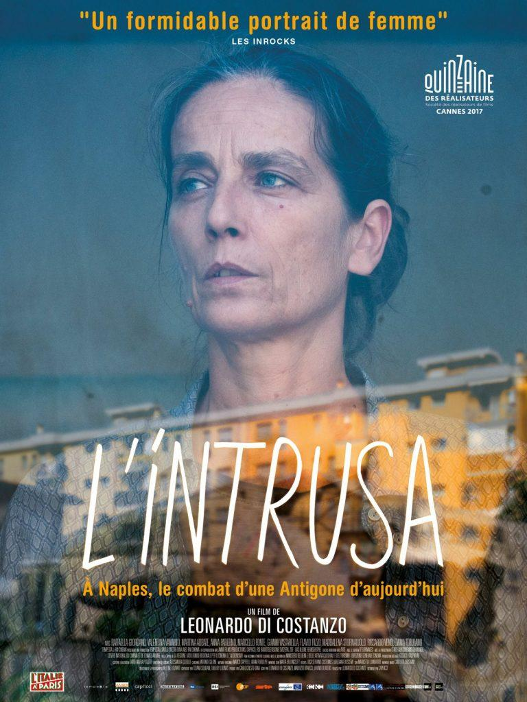 l'intrusa film sortie ciné cinéma artsitik rezo paris