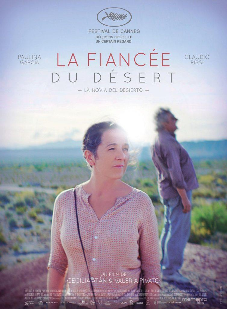 la fiancee du desert cinema argentin film cannes sortie cine artistik rezo paris